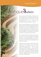 bulletin akoitique numero 3 extract 2