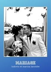 mariage ludo et marina