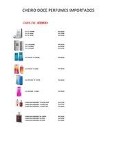 precos de perfumes importados