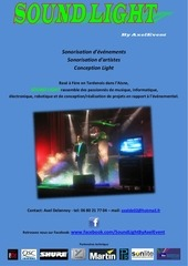 promo sound light 2012