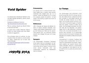void spider corps 10 5