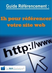1 heure pour referencer votre site web
