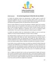 article de presse 3 septembre 2012