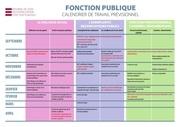 agenda social fonction publique 1