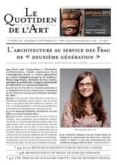 l architecture au service des frac de nouvelle generation