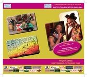 programme ifb septembre octobre 2012 facebook