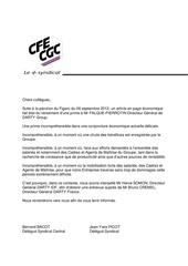 parution 06 septembre 2012 cgc