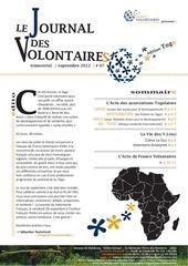 journal des volontaires 7