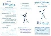 eutonie en aquitaine 2012 2013