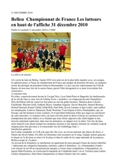 Fichier PDF belleu championnat de france les lutteurs en haut de l affiche 3