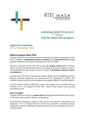Fichier PDF esp 2013 call for projects