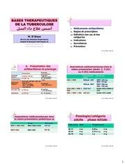 bases therapeutiques de la tuberculosenouvelleversion200126parpage