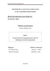 Fichier PDF la prevention des hypoglycemies chez les diabetiques insulino depanadant