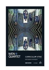 cv wen quartet 2012
