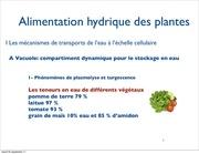 5 l2s3 alim hydrique
