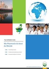 plaquette ma pharmacie du bout du monde