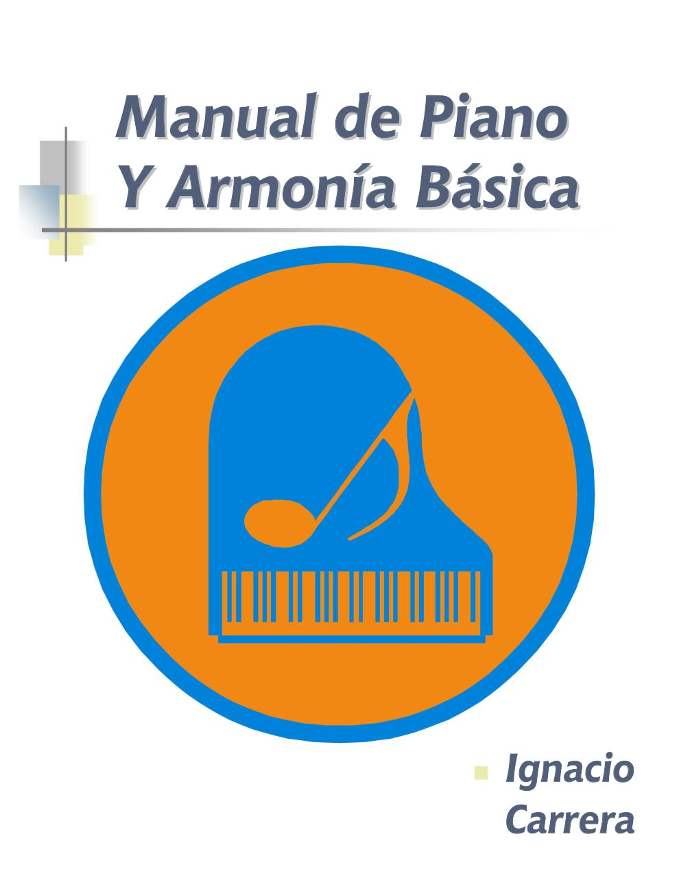 Aperçu du document Manual de Piano y Armonía básica.pdf - page 1/34