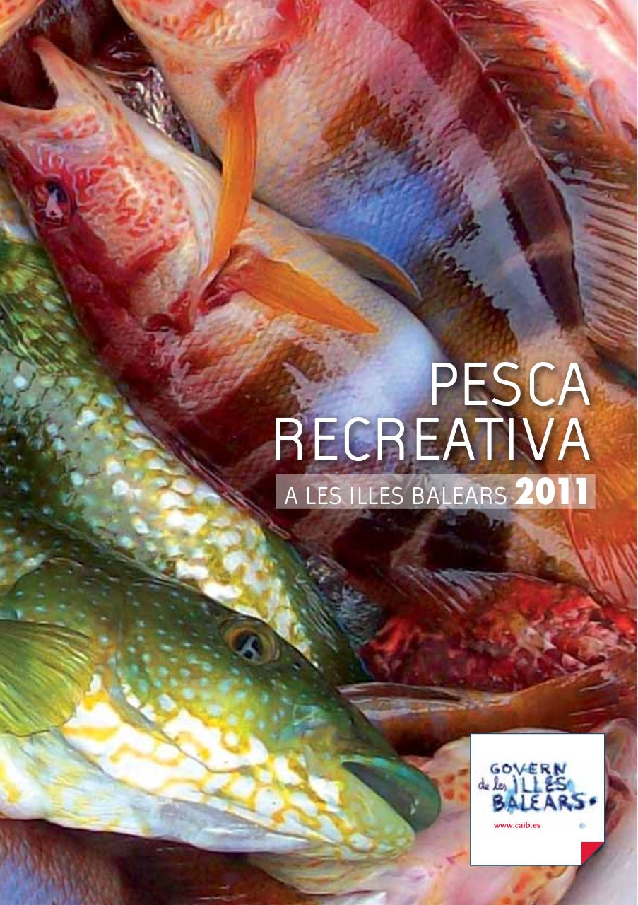 Aperçu du document pesca recreativa 2011.pdf - page 1/43