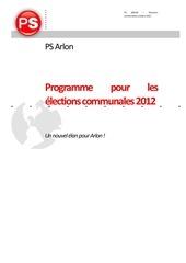 programme 2012 2018 1