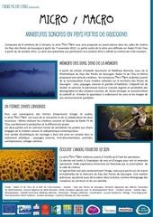 Fichier PDF micro macro lettre d invitation web