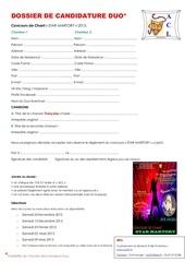 Fichier PDF fiche inscription star martory duo
