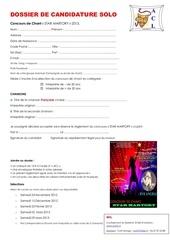 Fichier PDF fiche inscription star martory solo