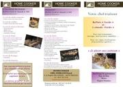 buffet flyer 2012