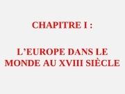 Fichier PDF europe dans le monde cours