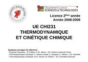 chi231 thermo fm 2008 2009