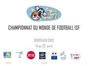 championnat du monde de football isf