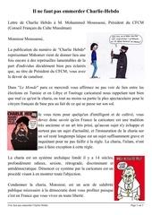 Fichier PDF charlie hebdo