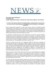 communique de presse 26 09 2012
