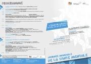programme agapsy 2012 web