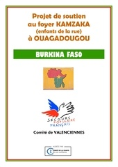 burkina faso projet 2013