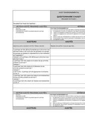 guide audit environnement 1