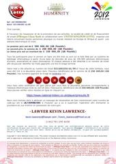 lawyer kevin lawrence uk