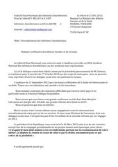 lettre marisol 24 09