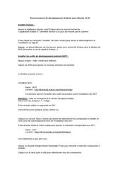 Fichier PDF ubuntu android monter son envir