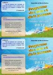 programme jeunesse 2013 1