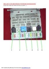 connecteur boitier