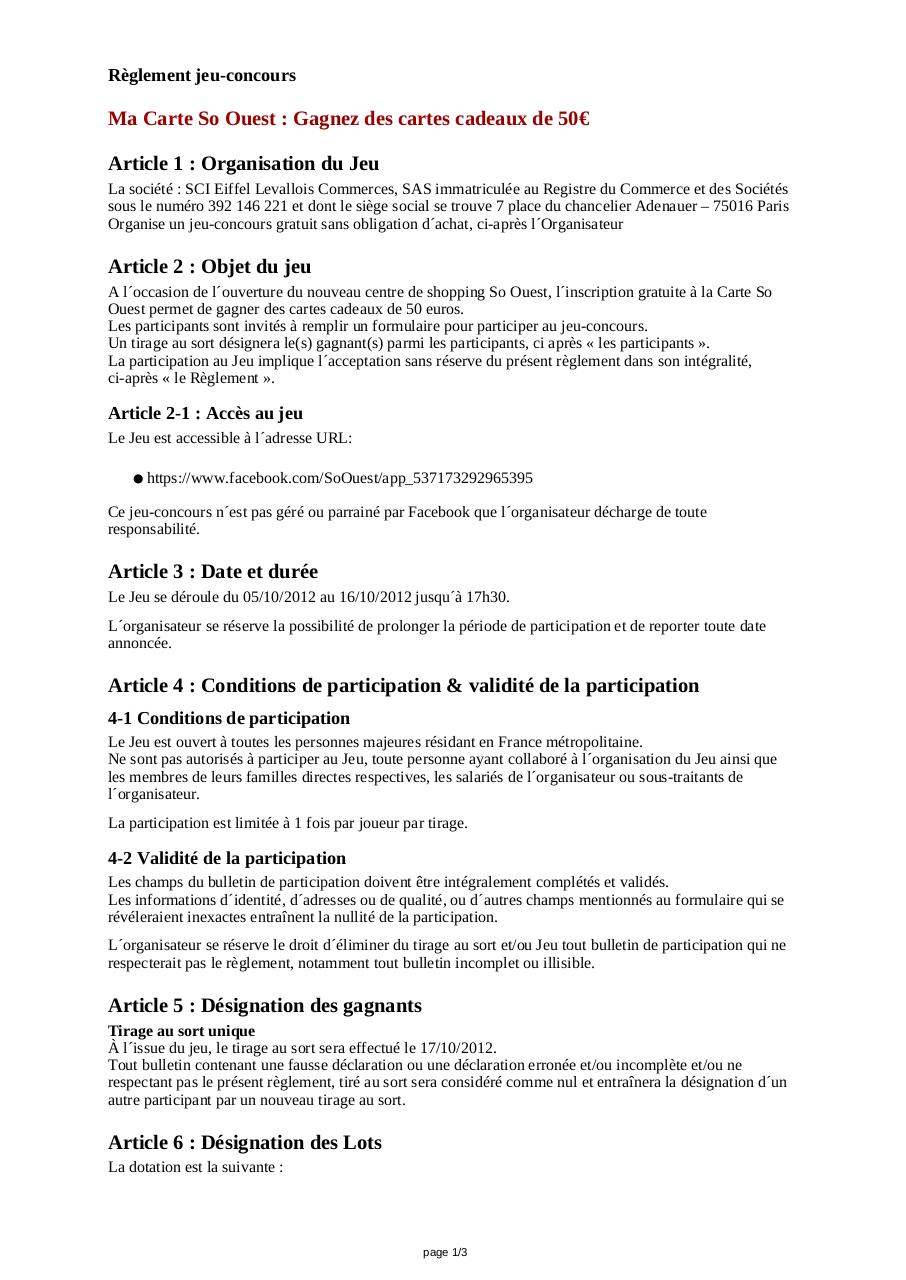 CarteSoOuest-Reglement.pdf - page 1/3