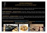 offres seminaires 15 octobre 2012 au 15 fevrier 2013