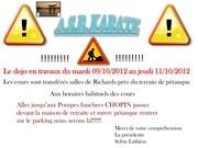 Fichier PDF travaux dojo 2012