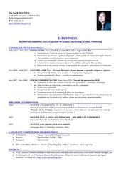 Fichier PDF cv tb nguyen