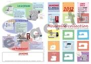 catalogue exact gamme 2012