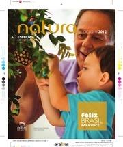 folheto natal 2012