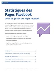 guide facebook stast