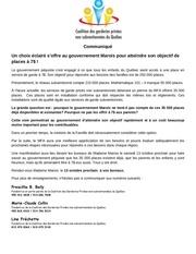communique 8 octobre 2012