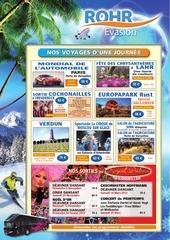 rohr evasion catalogue hiver 2012 2013