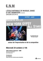 new york gypsy all stars